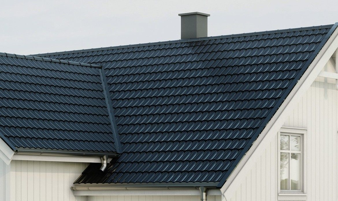 Beautiful roof without compromising durability